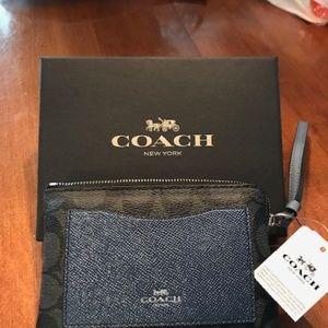 Coach Wristlet